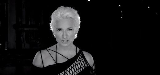Диана Арбенина, черно белое фото