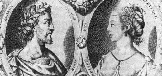 Пьер Ронсар и Кассандра