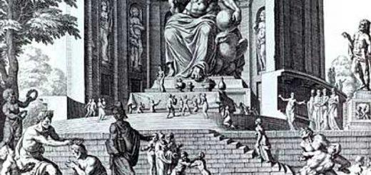 Древняя Греция в картинках