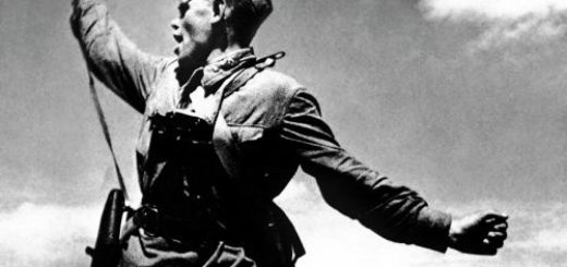 Подвиг, солдат, ВОВ, черно-белая фотография