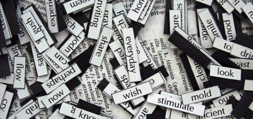английский Словарь, черно-белая картинка