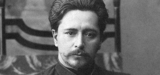 Леонид Андреев, черно-белое фото