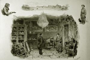 дом Плюшкина