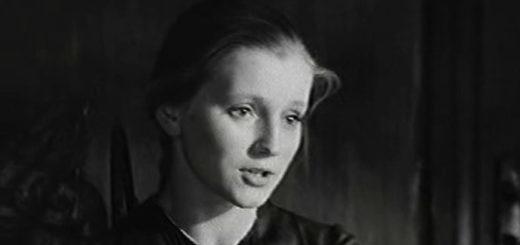 Соня Мармеладова, черно-белая картинка