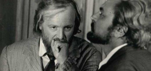 Дядя Ваня, кадр из фильма, черно-белый