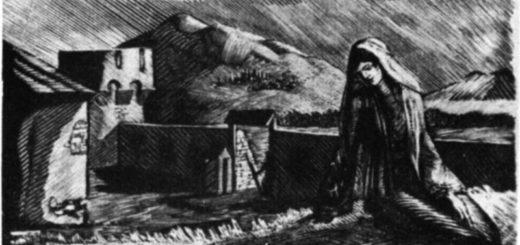 Бэла, черно-белое фото