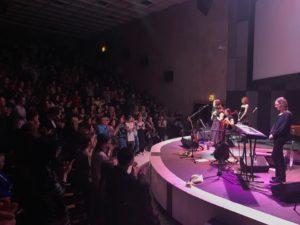 концерт группы Флёр в Москве, 21 апреля 2017