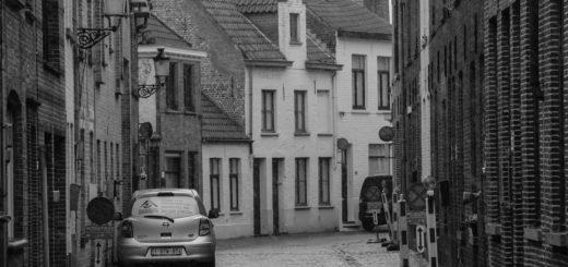 старые улицы Европы