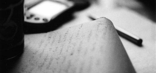 работа, исписанный лист, дело, черно-белая картинка