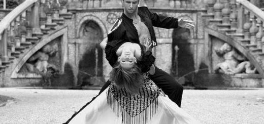 танго, танец, сцена