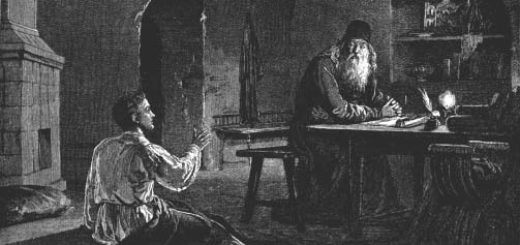 Борис Годунов, Пушкин, черно-белое фото