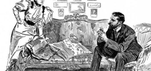 Чехов, рассказы, черно-белая картинка