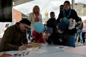 детская мастерская, книжный фестиваль