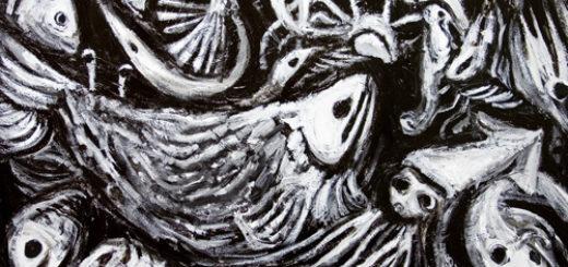 экспрессионизм, черно-белое фото