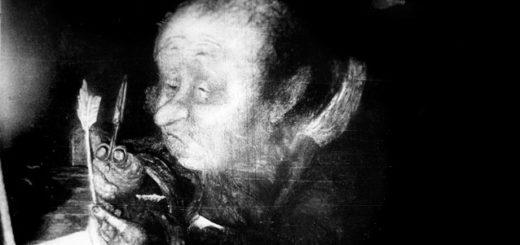 Бедные люди, Макар Девушкин, карикатура, черно-белое фото