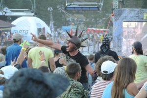 рок-фестиваль Улетай