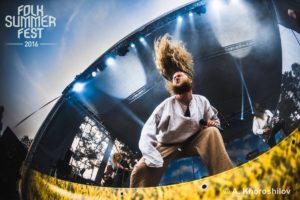 Folk Summer fest, рок-фестиваль