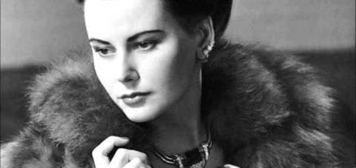 Наташа Ростова, Война и мир, черно-белое фото