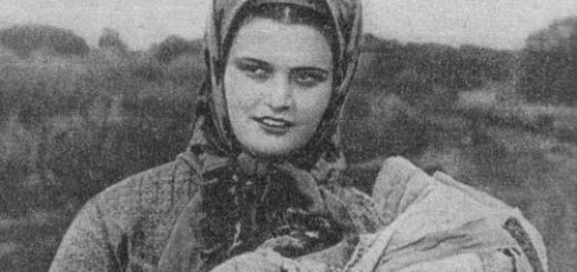 Наталья Коршунова, Тихий Дон, черно-белое фото