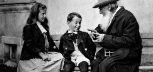 повесть Детство Льва Толстого, иллюстрация
