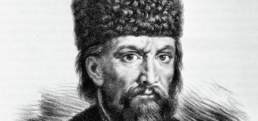 Емельян Пугачев, предводитель крестьянского восстания