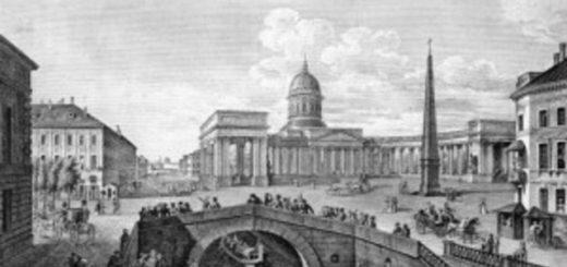 Невский проспект 19 века