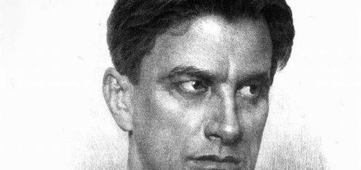 Владимир Маяковский, поэт, футурист