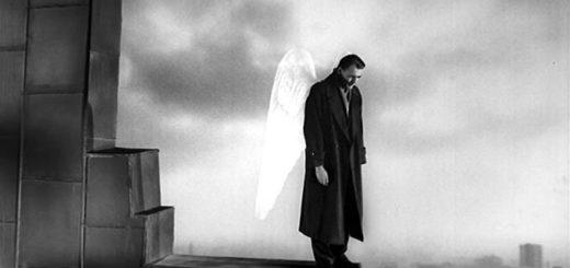 ангел, человек с крыльями