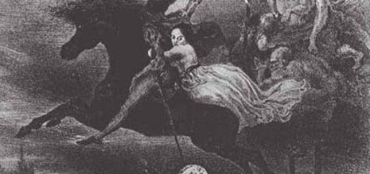Светлана, героиня баллады Жуковского