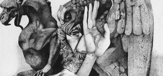 Гофман, иллюстрация к произведению