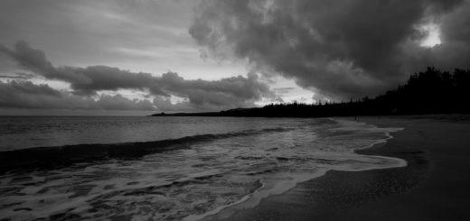 Море, прилив, шторм