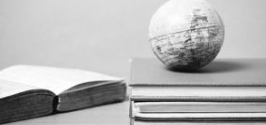 книга, глобус, стопка книг