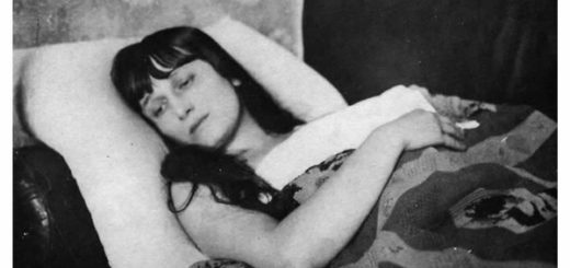 Анна Ахматова, поэтесса серебряного века