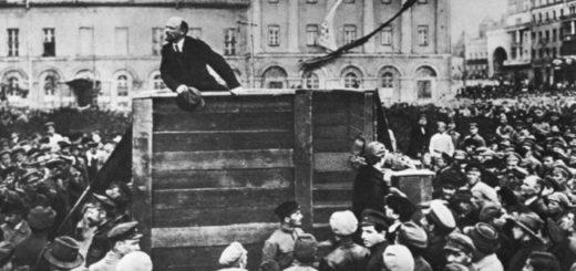Ленин на трибуне, музыка революции