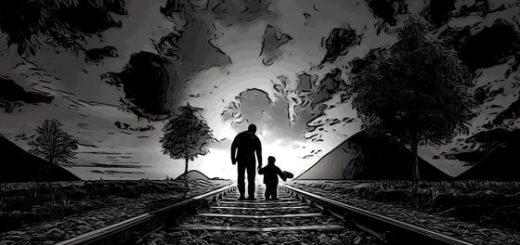 ребенок и родитель, неполная семья