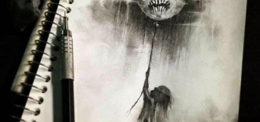 страх, фобия, кошмар