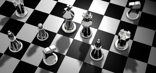 настольная игра: шахматы