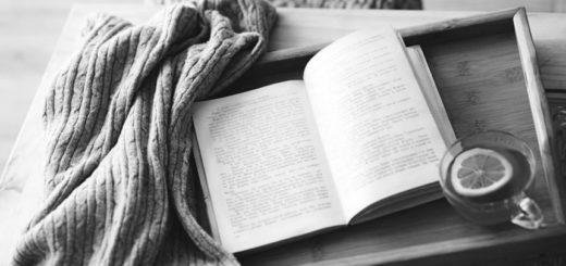зимний вечер с книгой
