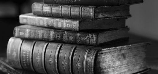 книги с стопке