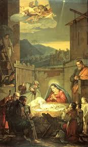 Рождественская ночь, рассказ
