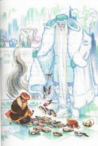 Два брата, иллюстрация к сказке Шварца