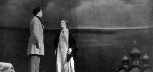 драма Гроза, кадр из фильма