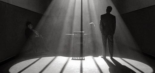 Кадр из фильма 'Человек, которого не было