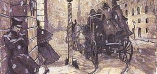 Иллюстрация к роману Преступление и наказание