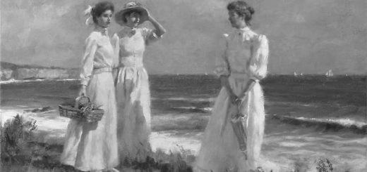 женщины-дворянки, героини Тургенева, женские образы
