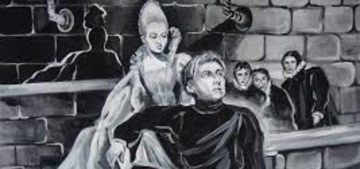 пьеса Гамлет, иллюстрация