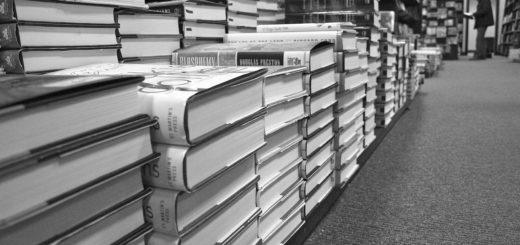 книги, книжный магазин