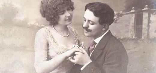 влюбленная пара 20 века, О любви