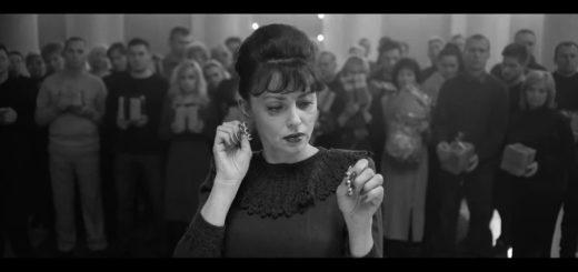 """кадр из клипа группы Ленинград на песню """"Святой Никола"""""""