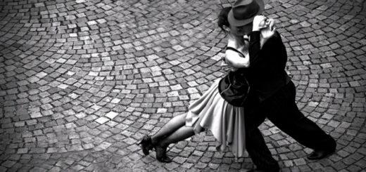танец, пара, танго